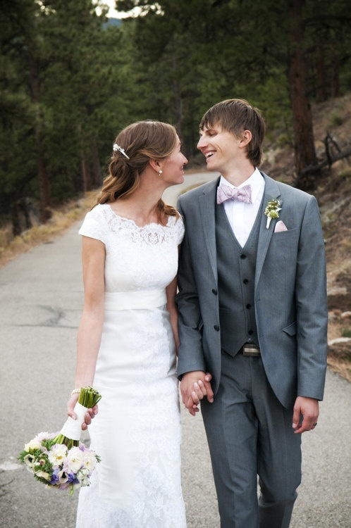 Montrose colorado wedding